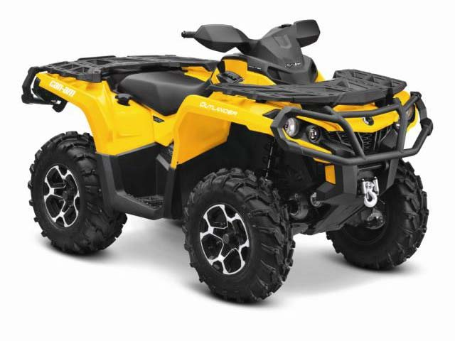 Can Am 1000 >> 2015 Outlander Xt 1000 For Sale Can Am Atvs Atv Trader