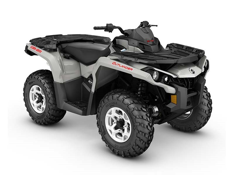 2016 Can Am Outlander Dps 570 Atvs For