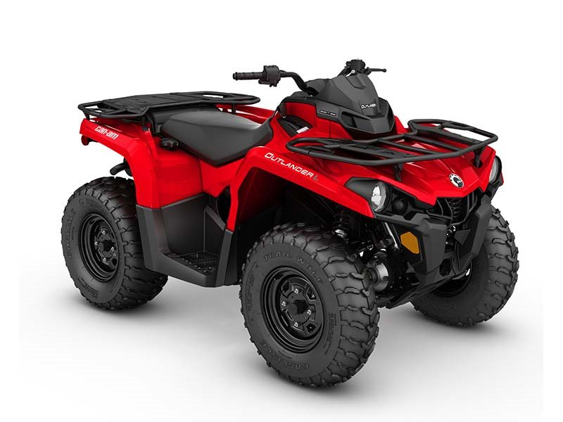 2016 Can Am Outlander L 450 Atvs For