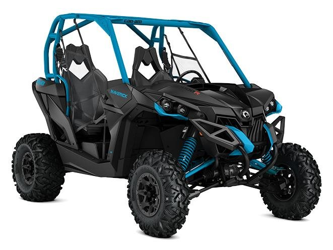 2017 New Can Am Maverick Dps 1000r Atvs For