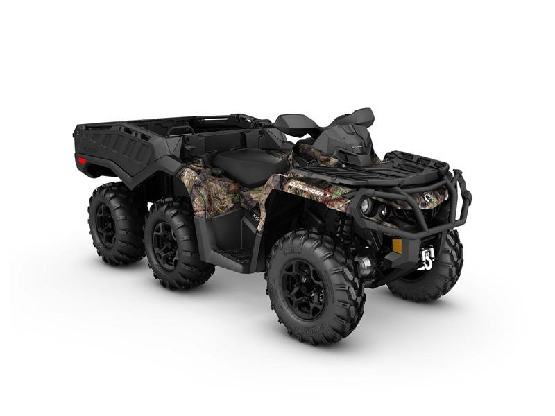 2017 Can Am Outlander 6x6 Xt 1000 Atvs For