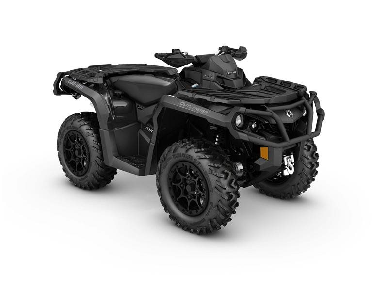 2017 Can Am Outlander Xt P 1000r Atvs For