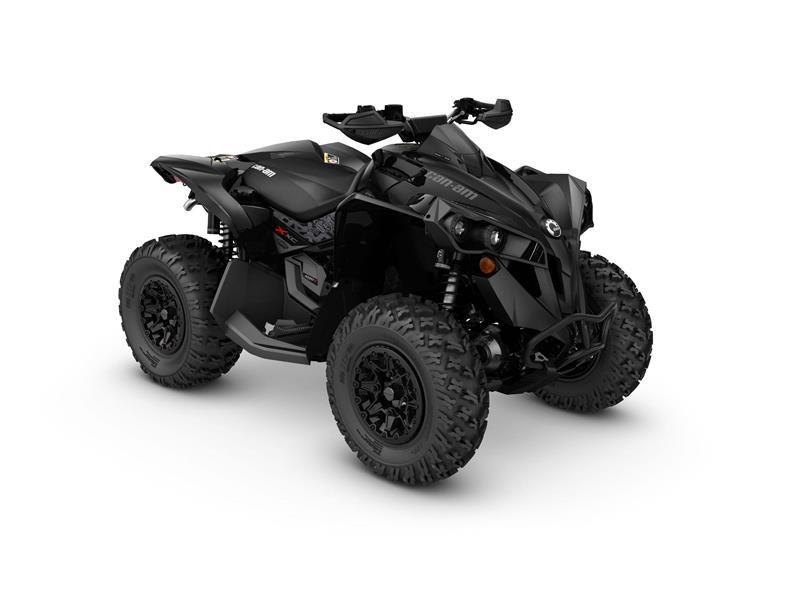 2017 Can Am Renegade X Xc 1000r Atvs For
