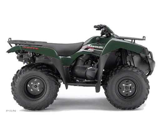 2007 Brute Force 650 4x4 - Kawasaki ATVs