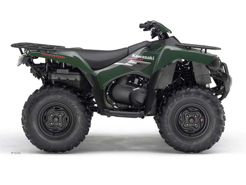 1 2007 Kawasaki BRUTE FORCE 750 4X4I ATVs For Sale