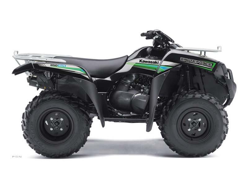2012 Kawasaki Brute Force 300 Review Video Atvcom