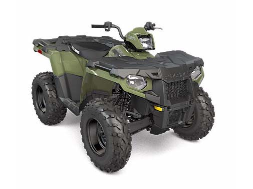 2016 Used Polaris Sportsman 450 H O Atvs For