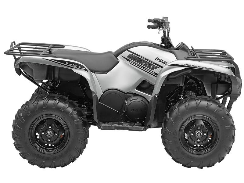 2017 Yamaha Grizzly 700 Fi Auto 4x4 Eps Special Edition Atvs For