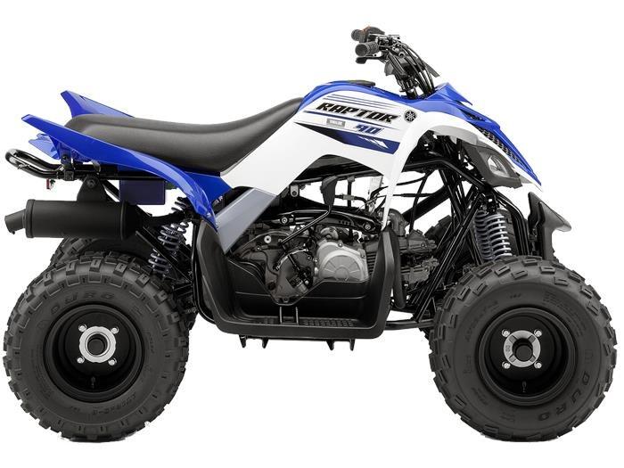 2016 Yamaha Raptor 90 Atvs For