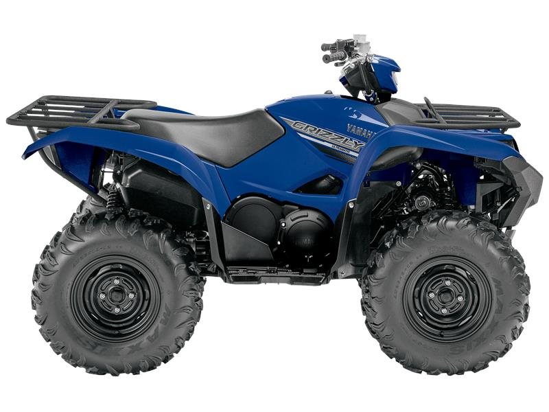 2017 New Yamaha Grizzly Atvs For
